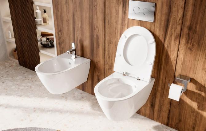 Toilet voorbeeld Sanidusa